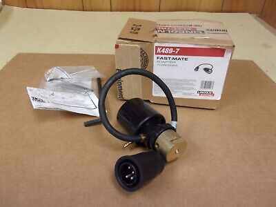 Lincoln K489-7 Fast-mate Adapter 10 Wire Feeders
