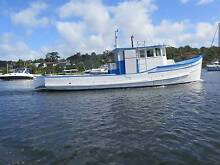 Classic Timber Custom built trawler Yowie Bay Sutherland Area Preview