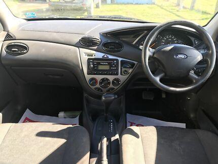 2003 Ford Focus Sedan
