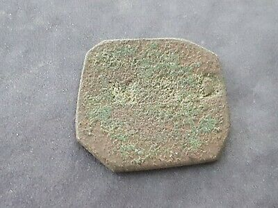 Very rare Post Medieval bronze coin Weight. Please read description. L122g