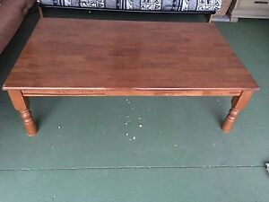 Brown coffee table St Marys Penrith Area Preview