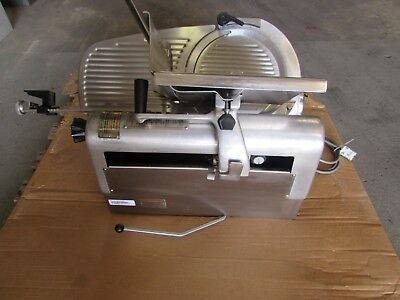 Hobart 1712re Commercial Meatcheese Automatic Slicer Works Fine Make Offer