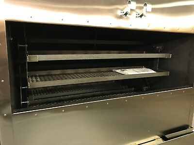 Insulated 48 X 48 Rotisserie Smoker - Call Before You Buy