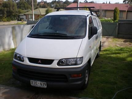 Mitsabishi Van