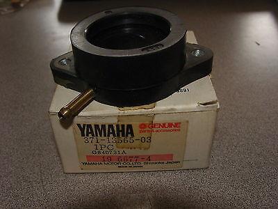 NOS Yamaha Carburetor Joint 1973-1974 TX500 1975 XS500 371-13565-03-00