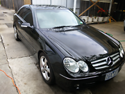 Mercedes CLK 270 CDI, C209, 2004 Model  Altona North Hobsons Bay Area Preview
