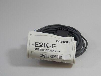 Omron Capacitive Proximity Photoelectric Switch Sensor E2k-f10mc1 E2kf10mc1 New