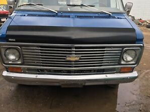 1976 chevrolet shorty van no rust 86000 miles