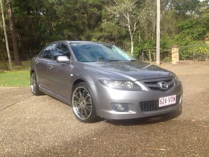 2007 Mazda 6 Classic Sports - Rare model with sunroof  Karalee Ipswich City Preview