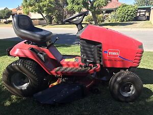 TORO XL-380H (Wheel Horse) 16HP Ride On Mower! $1400 Secret Harbour Rockingham Area Preview