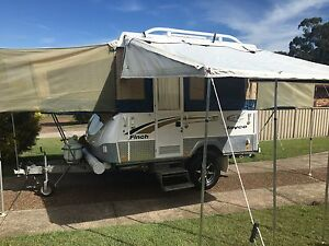 Jayco Finch Outback Caravan Bolwarra Heights Maitland Area Preview