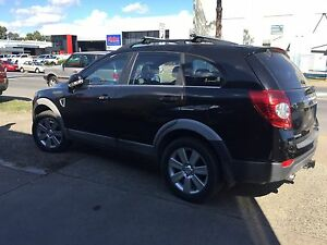 2007 Holden Captiva 7 Seat(1 Year free warranty) Archerfield Brisbane South West Preview