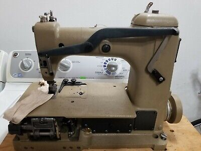 Union Special 51000gz62 Double Needle Industrial Sewing Machine 14