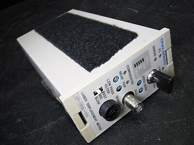 Used Ono Sokki Laser Displacement Meter Key Ld-1300l-200 Controller Only T10