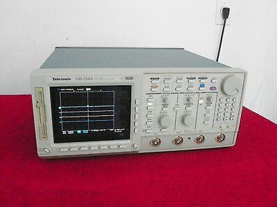 Tektronix Tds754d 500mhz 2gss Oscope Opt 131fhd2m2f 30 Day Warranty