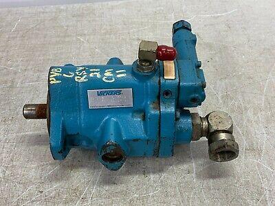 Vickers Pvb6-rsy-21-cm-11 Hydraulic Piston Pump 6 Gpm 34 Shaft 0.84 In3r Cw