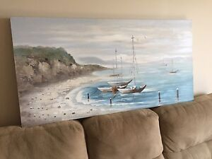 Coastal painting for sale!