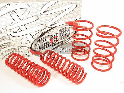 BG S2 Performance Lowering Springs 1983 1988 BMW 528e 535i 535is E28 ALL NEW