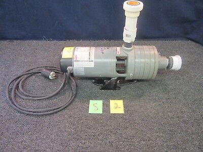 Dayton Centrifugal Drainage Pool Pond Water Well Sump Pump Head Motor 3 Hp 230v
