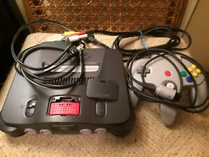 N64 / Nintendo 64 Consoles, Games and Memory cards