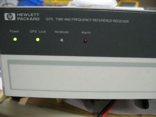 HP (Symmetricom) 58503A DOCXO  GPSDO 10 MHz sine, with power and serial cable