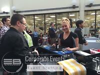 Bartending service for corporate events