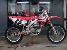 2006 Honda CRF450R Tamworth Tamworth City Preview