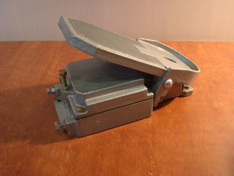 Spohn + Burkhardt pedal 127-784 FPW-1KA