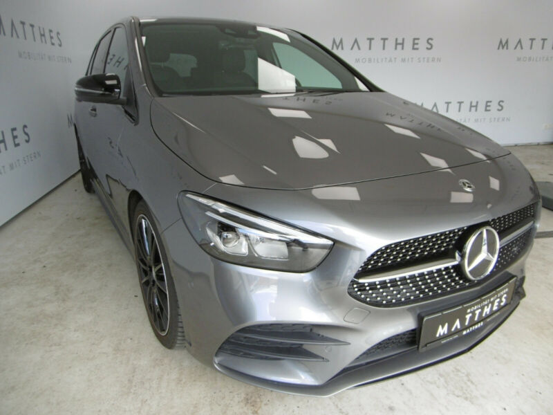 Mercedes-Benz B 200 AMG - MBUX AR Night Kamera Business AHK
