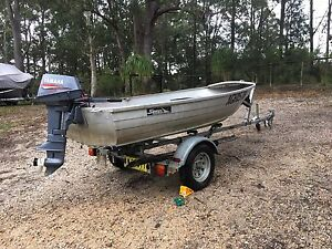 Boat, tinnie, tinny, dinghie, fishing, Savage 11ft Urunga Bellingen Area Preview