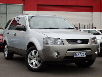 2006 Ford Territory SUV  *** LOW KMS ***  $10,990 DRIVE AWAY *** Footscray Maribyrnong Area Preview