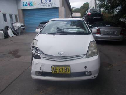 Toyota Prius 2006 is now WRECKING!