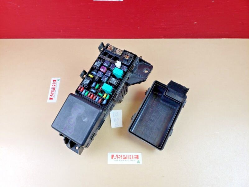 honda fuse box price 2003 2007 honda accord fuse relay box oem 3 0l ebay  2003 2007 honda accord fuse relay box