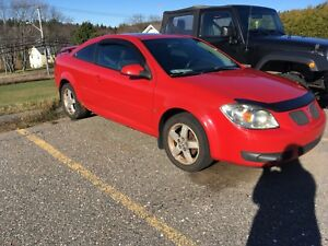 2008 Pontiac G5 PARTS ONLY