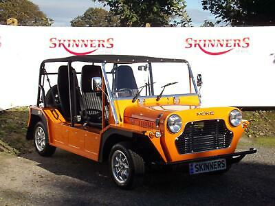 2021 Moke 56 LIMITED EDITION NO:46 OF ONLY 56 MADE Petrol orange Manual