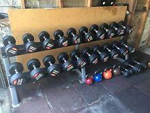 Gym set up Sydney City Inner Sydney Preview