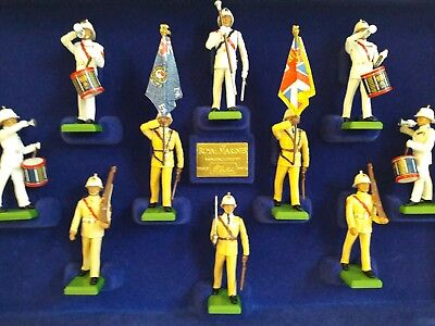 Britains limited edition royal marines  1989 1:32 5289