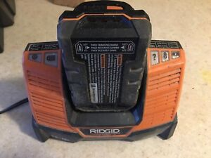 Ridgid 18V charger and battery