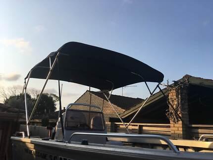Bimini to suit 4.6m boat