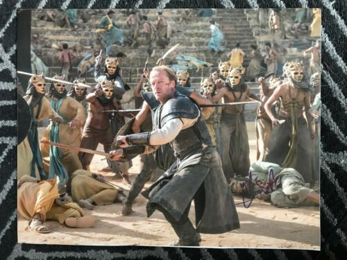 Game of Thrones Iain Glen Autographed Signed 11x14 Photo COA #1