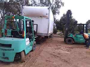 Truck Body with tailgate For sale Balaklava Wakefield Area Preview