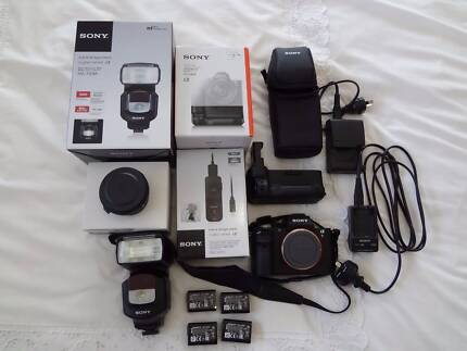 Sony A7Rii Package