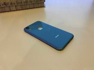 iPhone XR 64GB- BLUE *UNLOCKED* Warranty