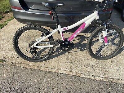 Saracen Spice  Girls Mountain Bike  20 Wheel Alloy Frame 6 Speed Ref 2784e