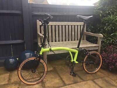 Bromoton Custom Black Edition Bike