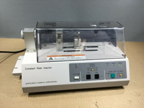 MITSUBISHI CHEMICAL CORPORATION - CONSTANT RATE INJECTOR - CRI-100H