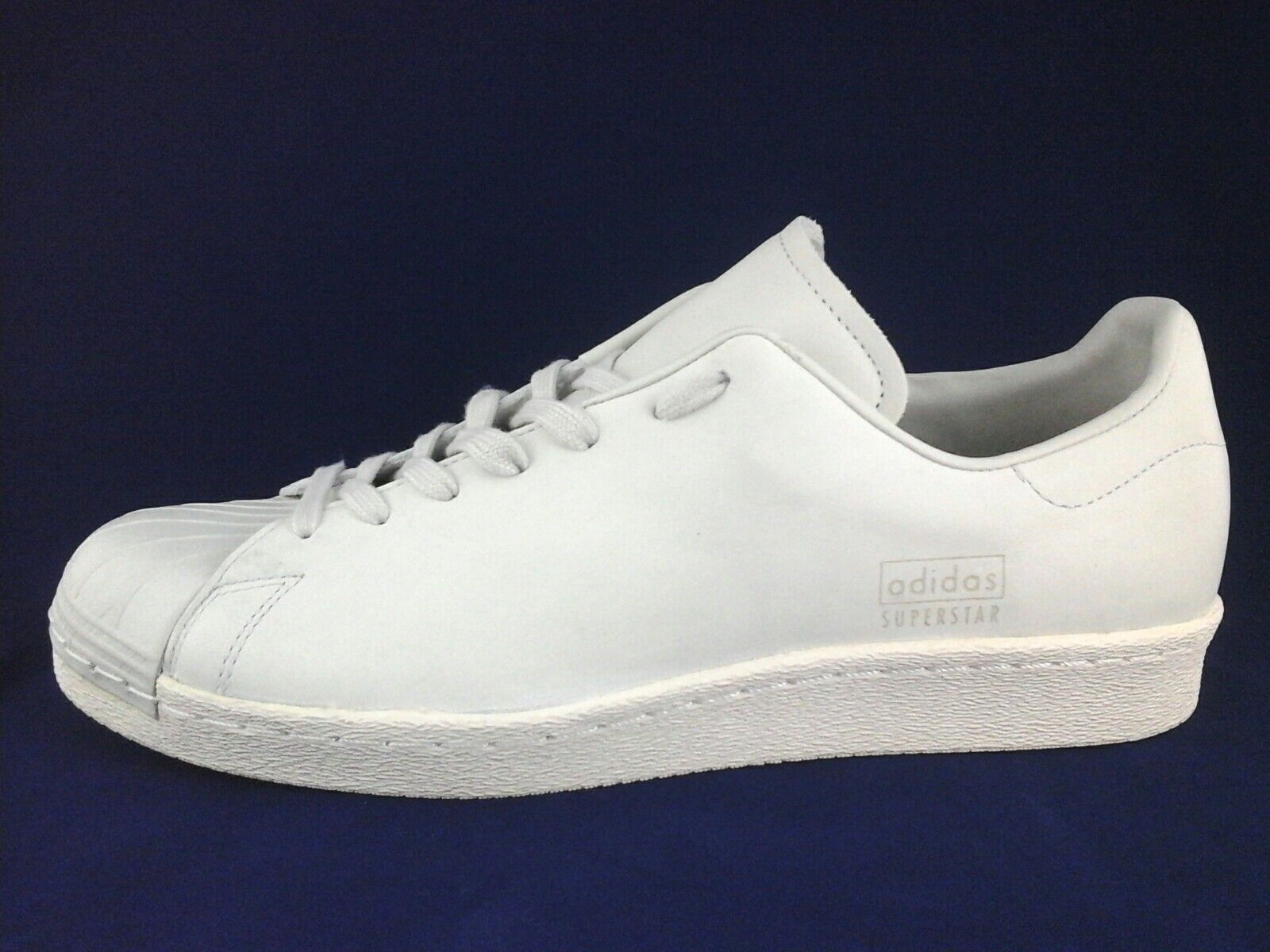 75cb2c4243481 ADIDAS SUPERSTAR Mens SHOES CLEAN HORWEEN Off White BB0169 US 10.5 EU 44  2 3