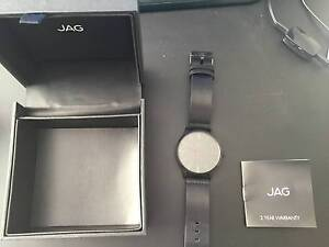 JAG J1913 Malcolm Black Tone Gents Watch Booragoon Melville Area Preview