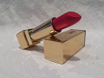 Yves Saint Laurent-Rouge Pur Couture The Mats Lipstick - #202 Rose
