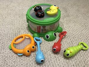 Infantino Turtle Cover Band Baby Instruments
